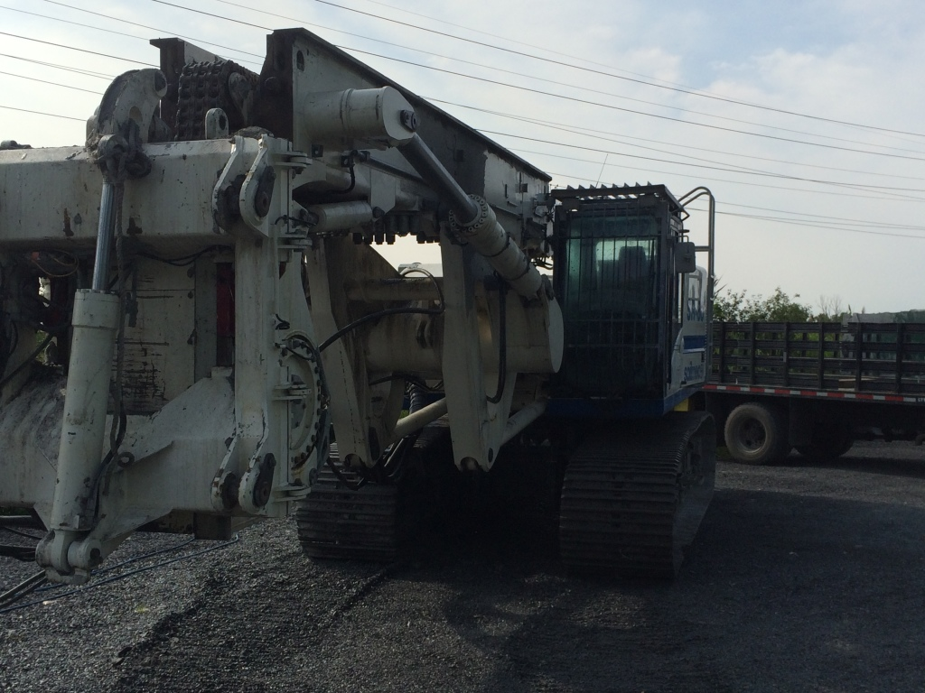 Heavy Equipment Cleaning H2o Pressure Washing