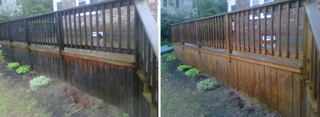 Wood & Deck Restoration